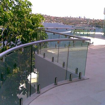 Balustrade, Handrails & Gates