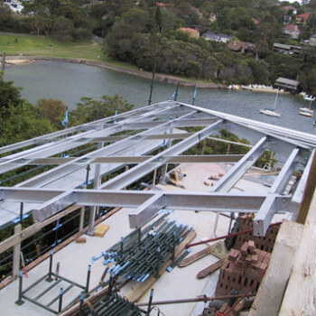 Structural Steel Fabrications